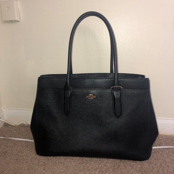 Coach Handbags - COACH Bailey Carryall in Black